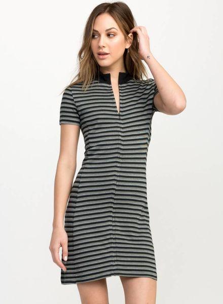 RVCA shaw dress
