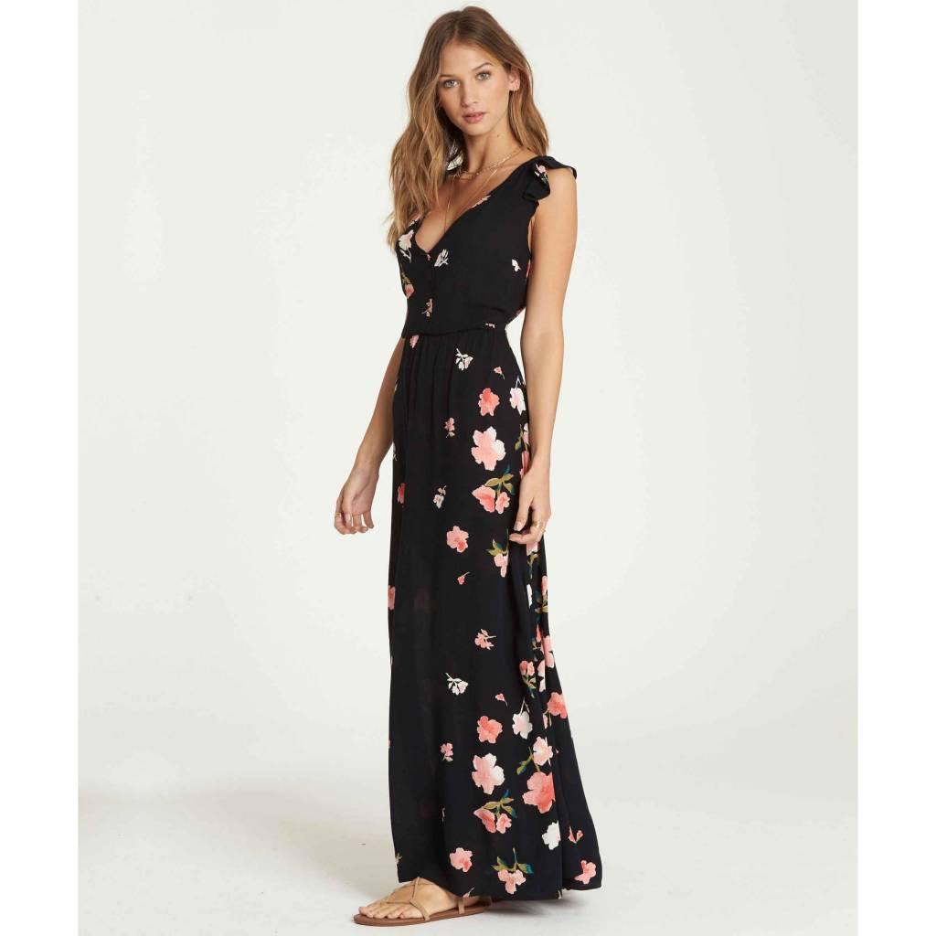 billabong billabong wind flutter dress