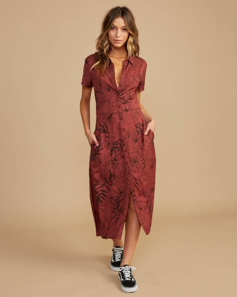 RVCA rvca caper dress
