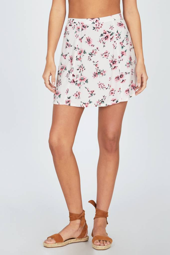 amuse society amuse society jardin skirt