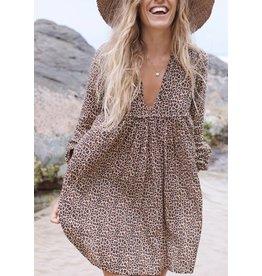 auguste the label cisco smock dress