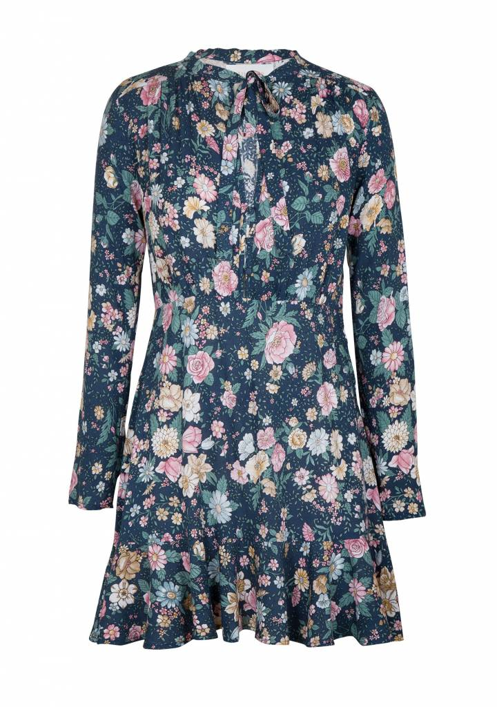 auguste the label auguste the label spring rose mini dress