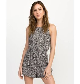 RVCA filed romper