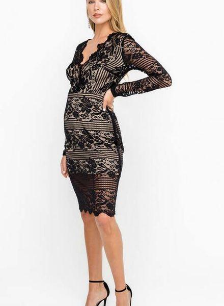 lush carlotta dress