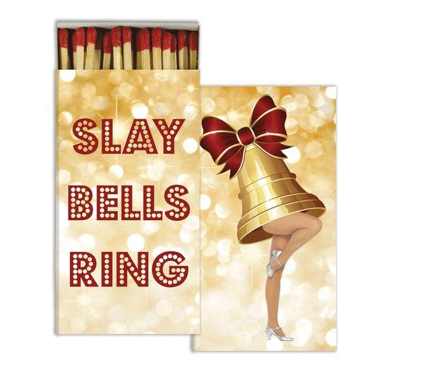 homart Homart slay bells ring matches
