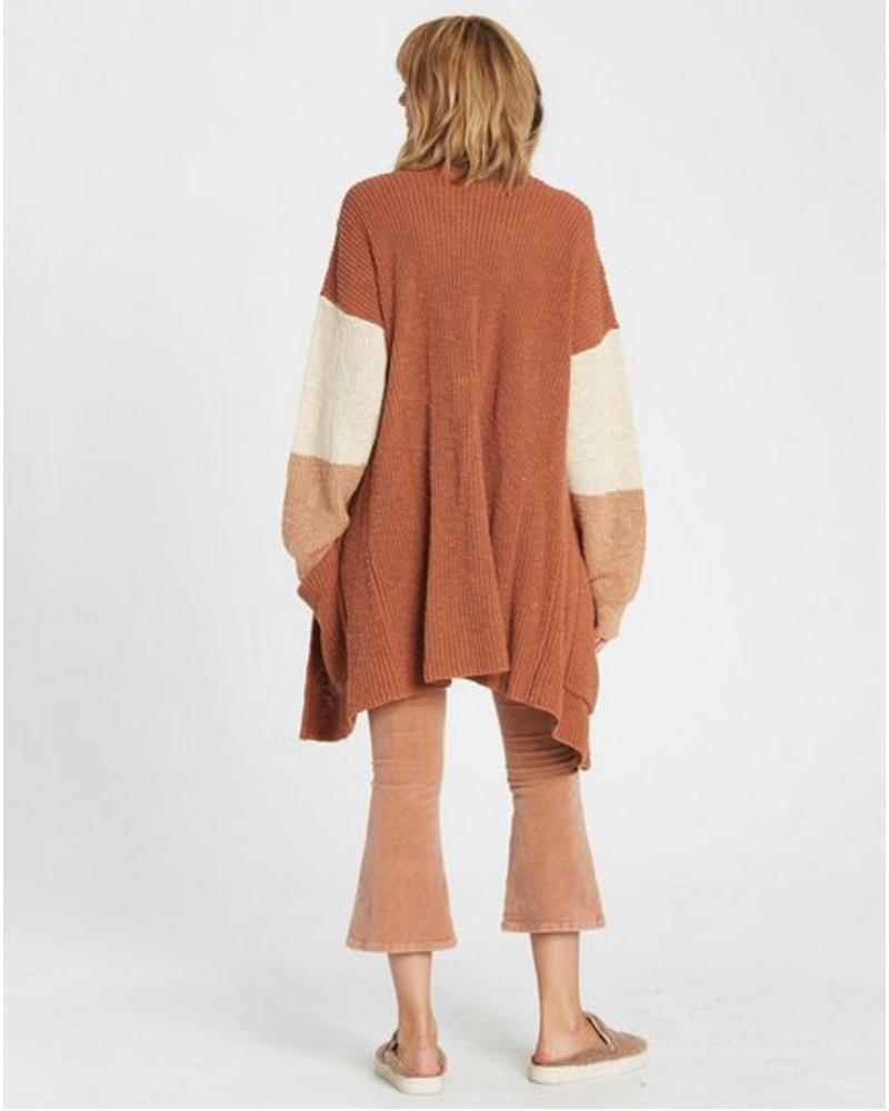 billabong billabong new comer sweater