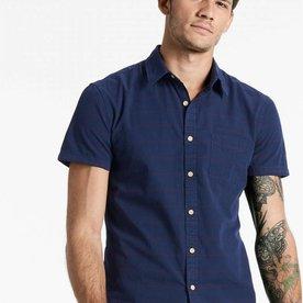 Lucky Brand, LLC Ballona Shirt Blue/Red