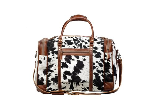 Myra Grand Hair On Traveller Bag