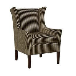 Hickory Chair Jackson Wing Chair by Hickory Chair