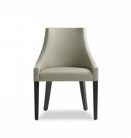 Bolier Upholstered Dining Chair- Smoked Oak