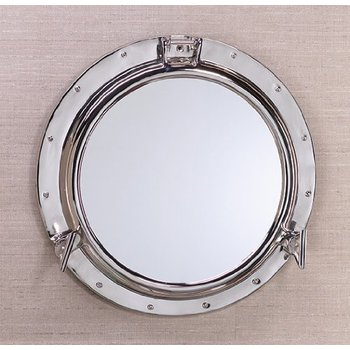 Zodax Porthole Mirror