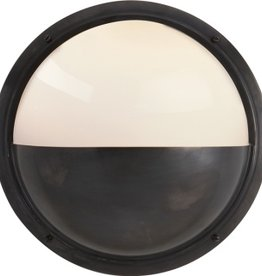 Visual Comfort Pelham Moon Light- Bronze Finish