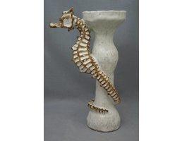 Seahorse Candlestick- Ceramic