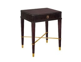 Hickory Chair Tatum Side Table