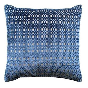 "Ryan Studio Shoridge Lapis 22""x22"" Pillow"