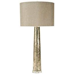 The Natural Light Monique Lamp- Silver Dew