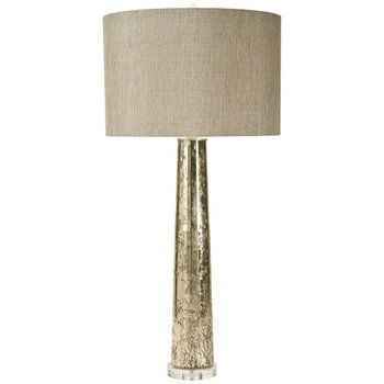 The Natural Light Monique Lamp- Silver Dew
