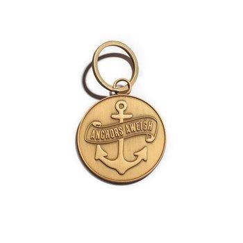 Izola Anchors Aweigh Key Chain