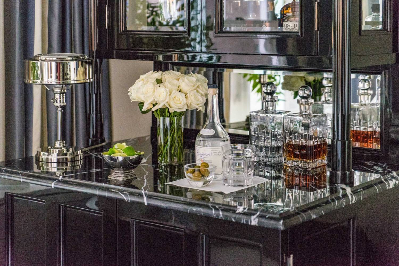 Custom Cocktail Bar