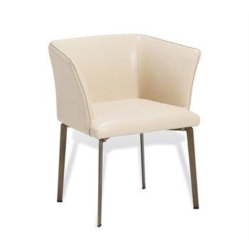 Interlude Vivianna Dining Chair- Cream
