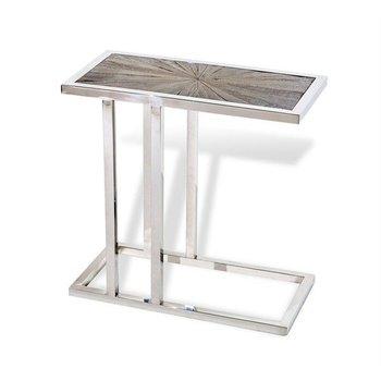 Interlude Elijah Side Table