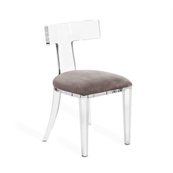 Interlude Tristan Acrylic Chair