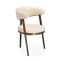 Adele Dining Chair- Cream