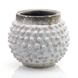 Accent Decor Texture Pot- Large
