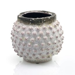 Accent Decor Texture Pot- Small