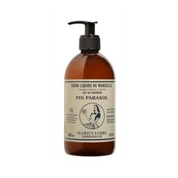 Kiss That Frog Marseilles Liquid Soap Parasol Pine 500ml