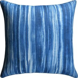 Ryan Studio Pulia Pillow- Indigo 14x20
