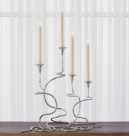 S/2 Morning Glory Vine Candlestick