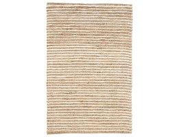 Dash & Albert Twiggy Natural Woven Wool/Jute Rug 8x10