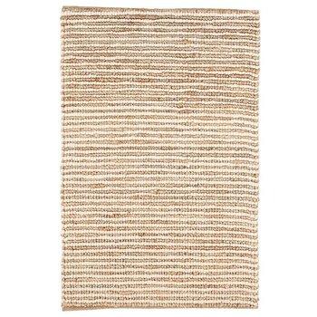 Dash & Albert Twiggy Natural Woven Wool/Jute Rug 5x8
