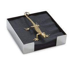 Michael Aram Rainforest Cocktail Napkin Holder