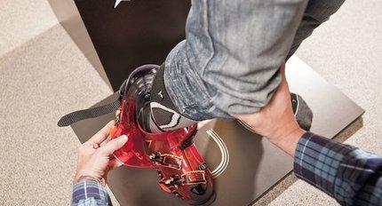 Ski Boot and Snowboard Boot Adjustment