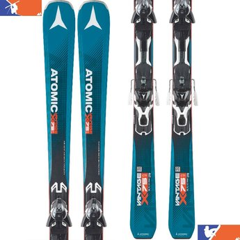 ATOMIC Vantage X 75 CTI Skis w/ XT12 Bindings 2016/2017