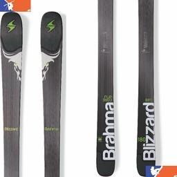 BLIZZARD BRAHMA Skis 2016/2017
