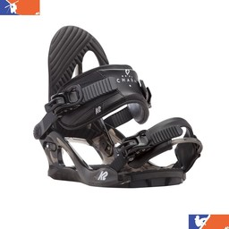 K2 CHARM SNOWBOARD BINDINGS - WOMENS' 2016/2017