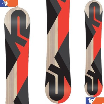 K2 STANDARD SNOWBOARD 2016/2017