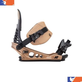 K2 HUE SNOWBOARD BINDINGS - WOMENS' 2016/2017