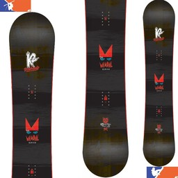 K2 VANDAL SNOWBOARD - JUNIOR 2016/2017