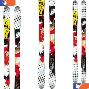 Faction IDIOM SKIS 2016/2017
