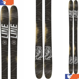 LINE TIGERSNAKE SKIS 2016/2017