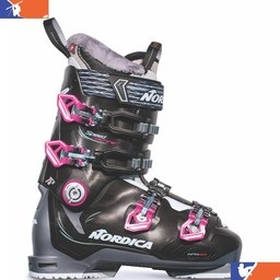 NORDICA SPEEDMACHINE 75 SKI BOOTS - WOMENS' 2016/2017