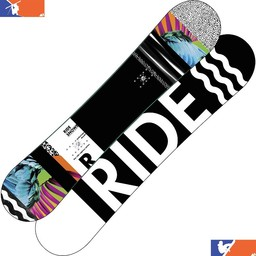 RIDE RAPTURE SNOWBOARD - WOMENS' 2016/2017