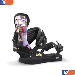 Union JULIET SNOWBOARD BINDINGS - WOMENS' 2016/2017