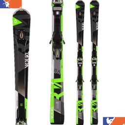 VOLKL RTM 84 UVO SKIS W/iPT WR XL 12.0 FR BINDINGS 2016/2017