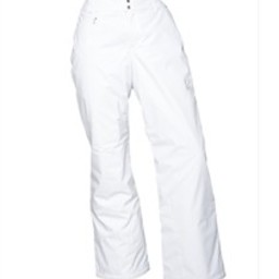 SPYDER SPYDER Winner Tailored Fit Pants Women's 2014/2015 - White - 10-Regular