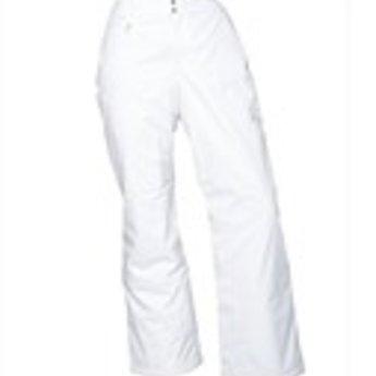 SPYDER SPYDER Winner Tailored fit Pant Women's 2015/2016 - 10-Regular - White